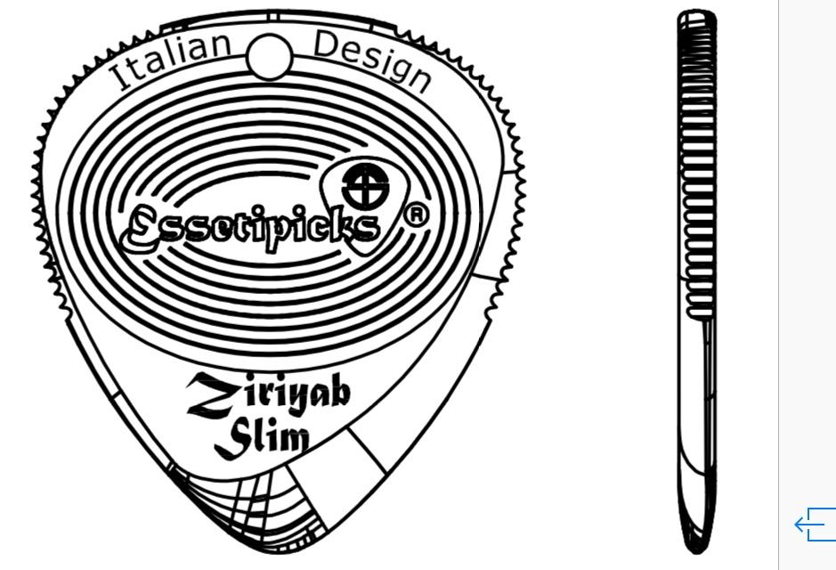 ZIRIYAB SLIM (new model 2019)